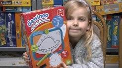 Dessino Doodle (Jumbo) - Mini Malspaß ab 4 Jahre - Top Spielzeug Bereich!