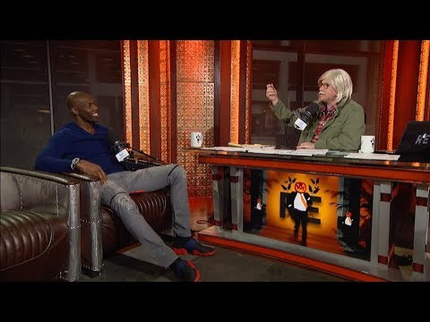 """Terrell Owens Talks """"Dancing with the Stars,"""" NFL"""