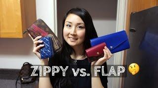 Zippy vs. Flap wallets | Comparison