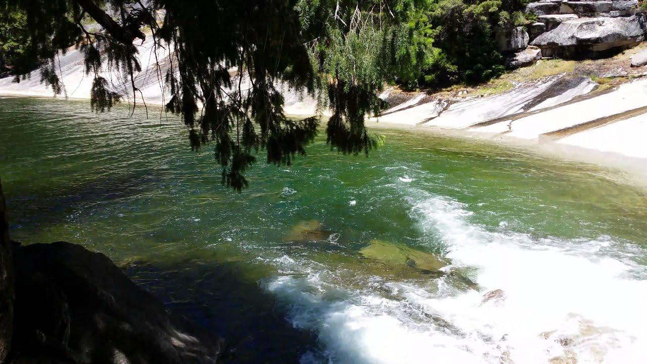 Yosemite Falls Wallpaper 4k Yosemite Top Of Vernal Falls Amp Emerald Pool Youtube