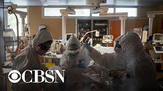 Study suggests a coronavirus mutation may make it more contagious