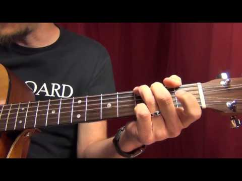 Some C Major Chord Progressions for Guitar