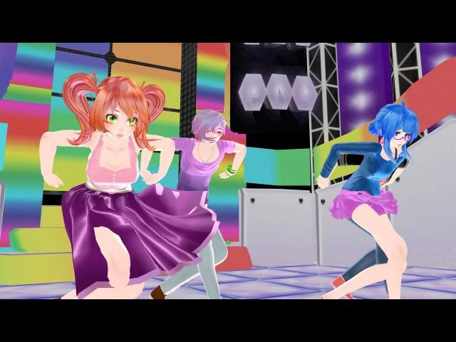 [MMD x #FNAFHS] Shake It Off [Abby, Felix, Lily y Fede]
