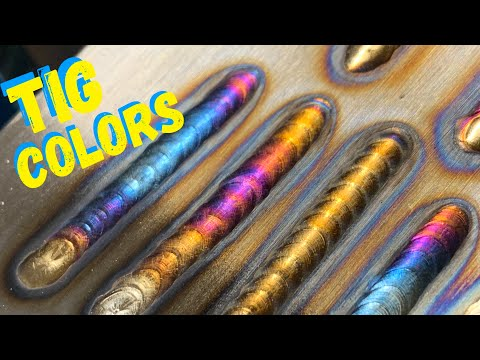 Tig Welding Art 2019 Tig Welding Stainless Steel Designs Youtube