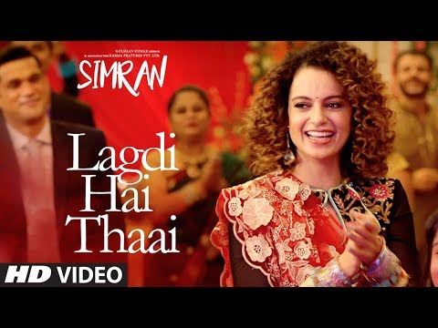 Lagdi Hai Thaai Song Lyrics From Simran