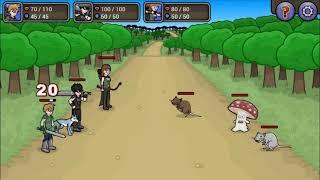 Lethal RPG War Gameplay