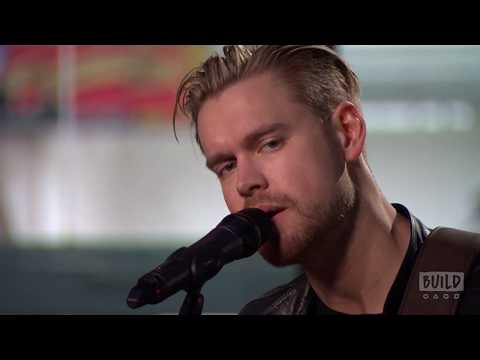 Tortured Soul - Chord Overstreet @ BUILD Series NYC