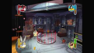 Loons Fight For Fame Gameplay(7) Daffy Duck
