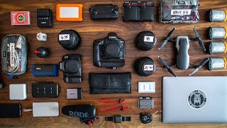 Video What's in my CAMERA BAG?! 2018 download MP3, 3GP, MP4, WEBM, AVI, FLV Juni 2018