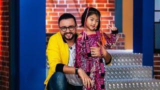 La 6 ani, chinezoaica Rachel Mai a cucerit topurile