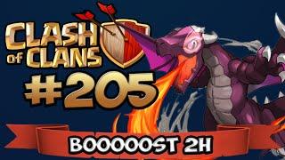 CLASH OF CLANS #205 ★ NUR AM BOOSTEN ★ Let's Play Clash of Clans