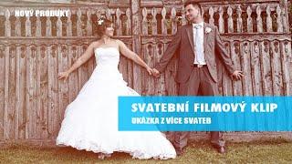 Svatební filmový klip (standard) | 480p