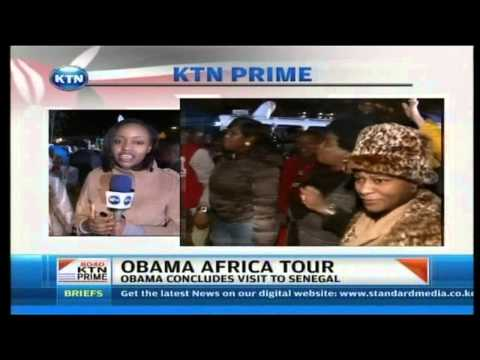 President Obama to jet into South Africa