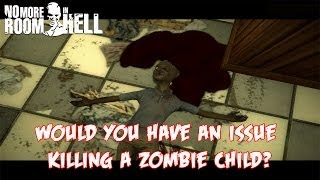 No More Room in Hell: Killing Kid Zombies Controversy