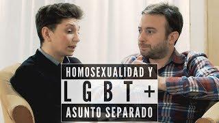 Agustín Laje - Homosexualidad y LGBT+, asunto separado