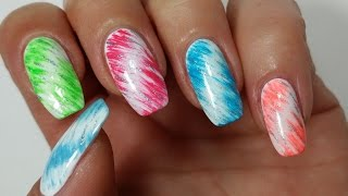 Easy Nail Art Design For Beginners #8 Summer Nails