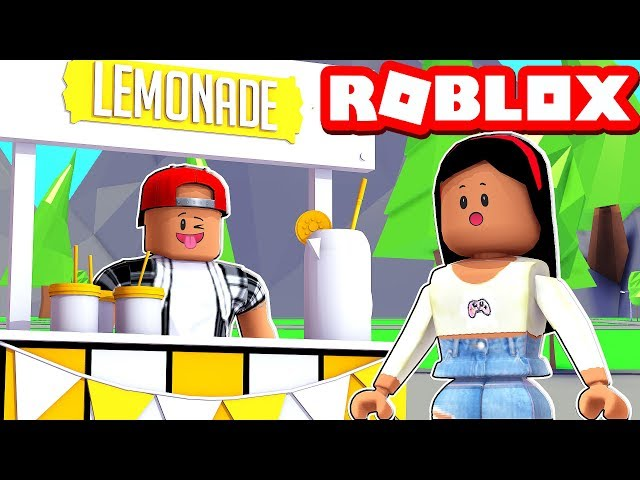 How To Build A Lemonade Stand In Roblox Adopt Me
