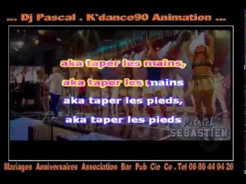 karaoké Patrick Sébastien Aka Aleo