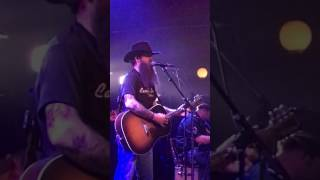 Cody Jinks Somewhere in the Middle San Francisco 2017