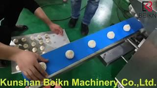 Chinese baozi/steamed stuffed bun/steamed bun making machine