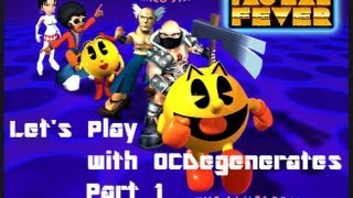 Buy ALL the Raffle Tickets! - Let's Play Pac-Man Fever (Part 1)