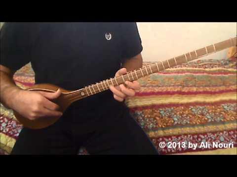 Persian Setar Workshop video 15: Lesson 65 to 69, Ketab Aval Honarestan