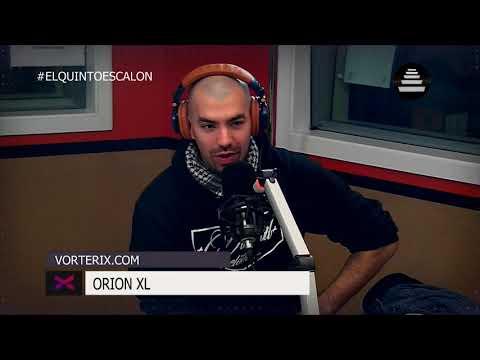 ORION XL - ENTREVISTA COMPLETA - El Quinto Escalon Radio (16/8/17)