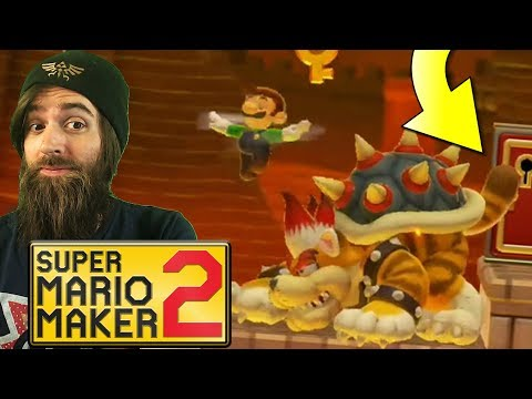 Is It Possible.. TO ASCEND? // ENDLESS SUPER EXPERT [#05] [SUPER MARIO MAKER 2]