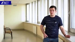 Иностранные студенты о БГУ   Рамиль Гусейнов   Азербайджан