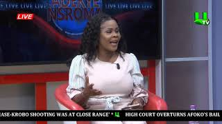 Discussion segment on Adekye Nsroma 16/07/19
