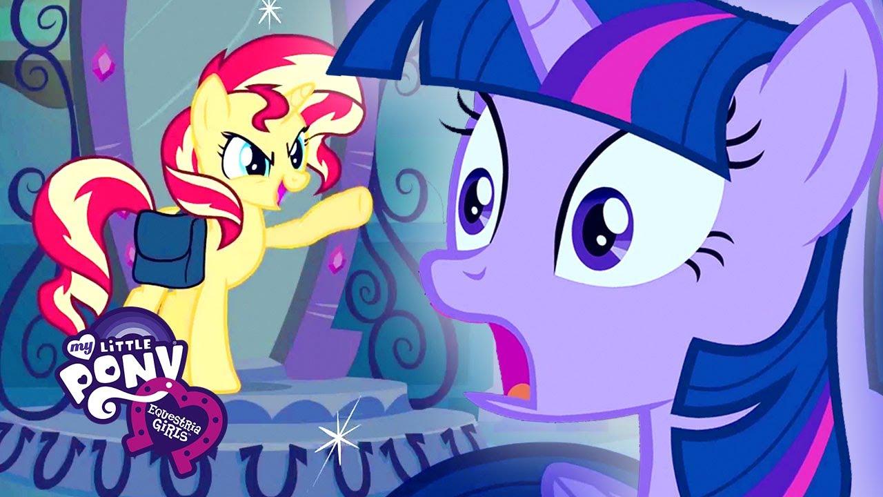 MLP: EG: Rainbow Rocks: Gösteri Vakti