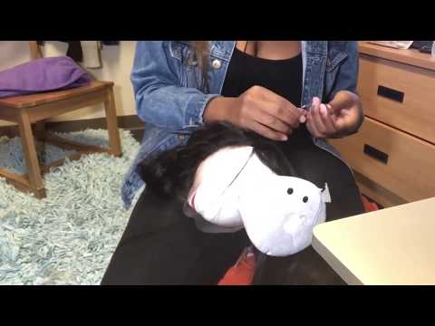 Rebecca Fashion—How To Make The Lace Frontal Wig