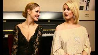 Ashlee and Jessica Simpson interview on Chicago