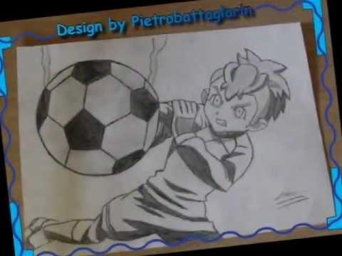 20 disegni da colorare di inazuma eleven go disegni for Immagini inazuma eleven go da colorare