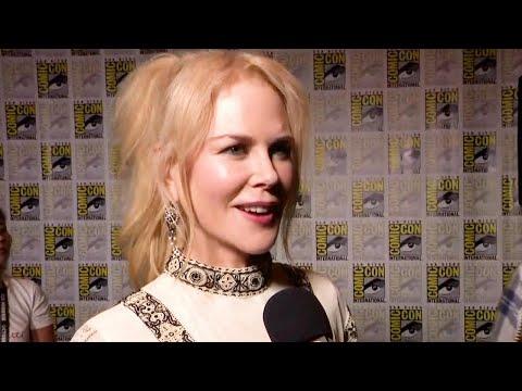 Nicole Kidman Reveals How 'Aquaman' Director James Wan Convinced Her to Sign On Exclusive