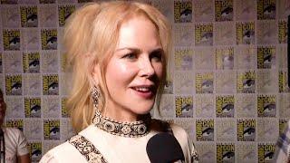 Nicole Kidman Reveals How 'Aquaman' Director James Wan Convinced Her to Sign On (Exclusive)