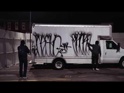 Bombing Philly: Bphor | Shoba | Wacko