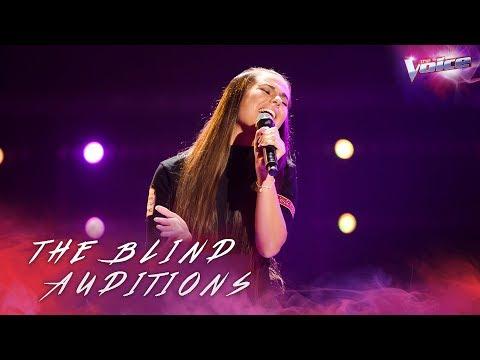 Madi Krstevski sings The One That Got Away | The Voice Australia 2018