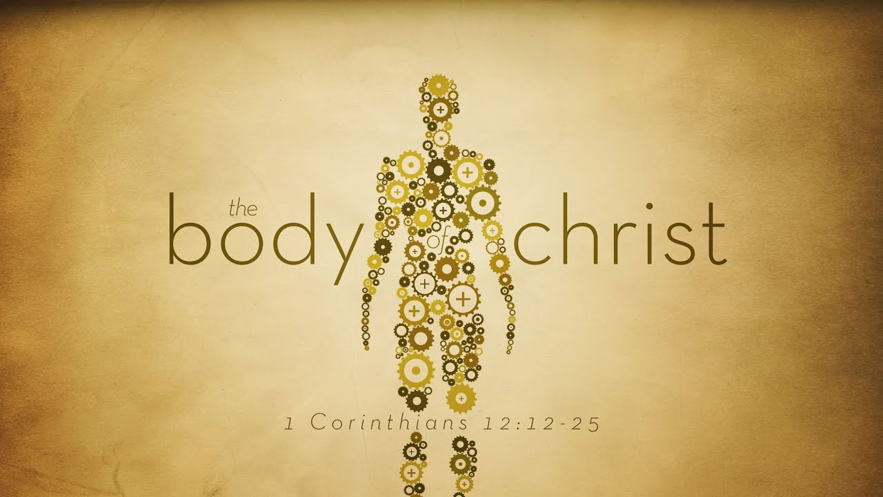 This Christmas Love 1 Corinthians 12 31: The Body Of Christ (1 Corinthians 12:12-25)
