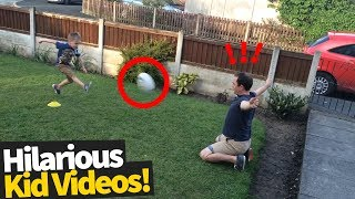 Try Not To Laugh - Kids Do The Funniest Things 2019