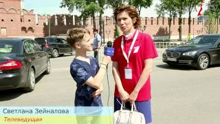 Ведущие Первого канала рассказали Linda TV о своем детстве. Эксклюзив!