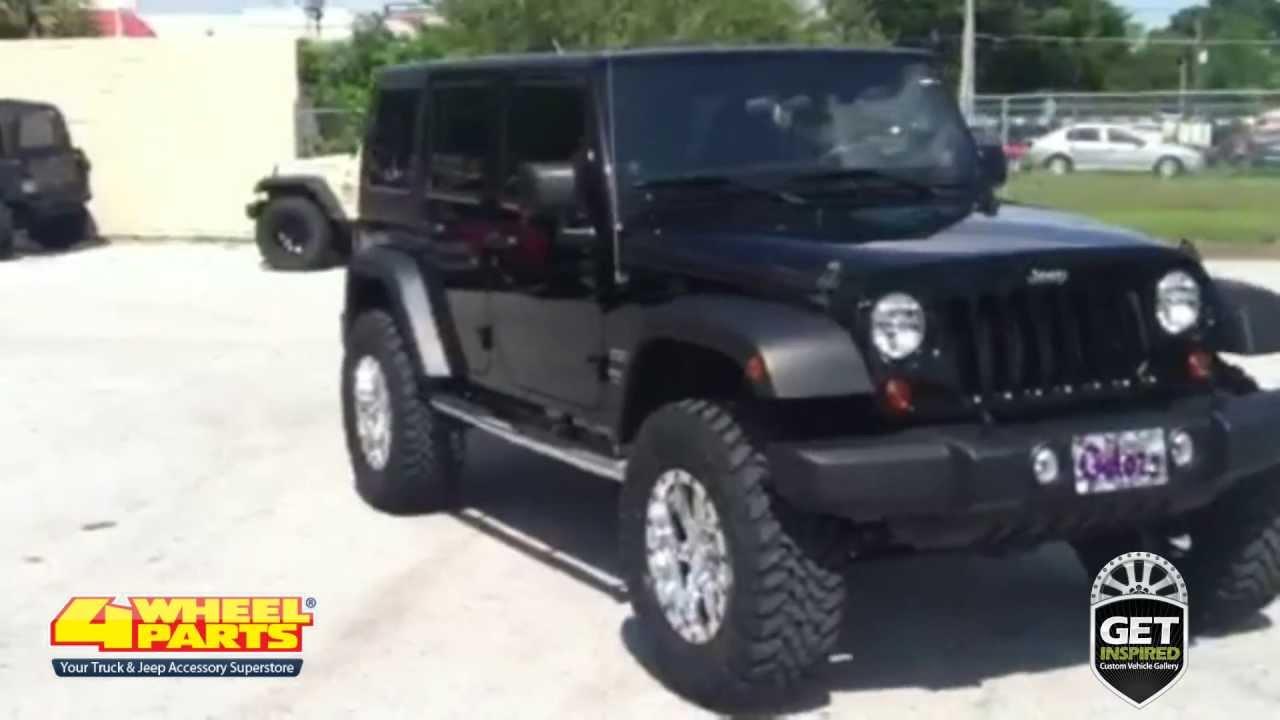 Jeep Jk Parts Orlando Fl 4 Wheel Parts Youtube