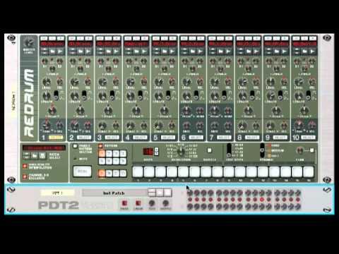 Drum Triggers Software : pdt2 probability drum trigger device for reason by propellerhead software youtube ~ Russianpoet.info Haus und Dekorationen