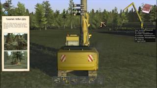 Woodcutter Simulator 2011 Gameplay