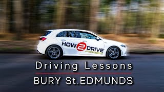 Driving Lessons Bury St. Edmunds
