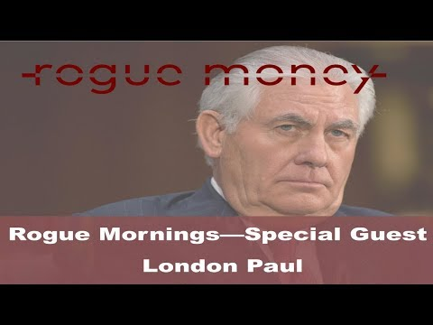 Rogue Mornings - Time To Move On, Missed Opportunity & Land of Adults  (03/13/18)