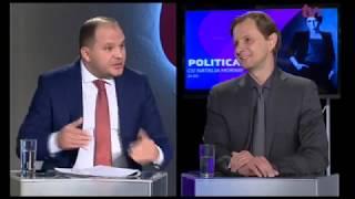 POLITICA CU NATALIA MORARI / 19.02.18 / Говорим о досрочных выборах в Кишиневе