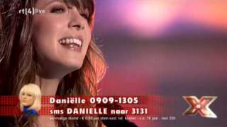 Laura Jansen - Use Somebody (Live @ X Factor 2010)