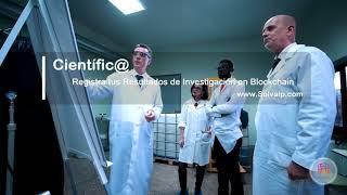 Científic@   Registra tus Resultados de Investigación en Blockchain   www.Solvaip.com