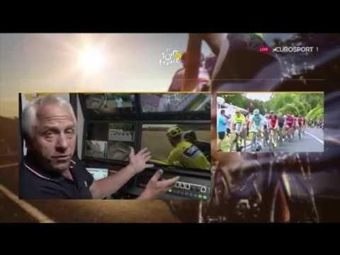 Greg LeMond analyzes Chris Froome